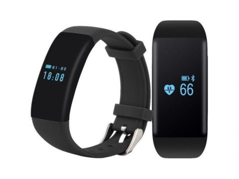 bracelet connecté cardiaque